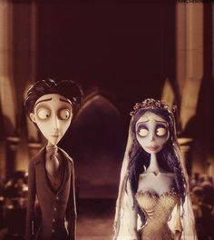 Corpse Bride. i liked this movie i think