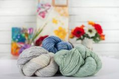 Check out Craftsy Exclusive:  Artyarns Ensemble Light 200 on Craftsy! - Shop Craftsy's premiere assortment of knitting supplies and save! Get the Craftsy Exclusive:  Artyarns Ensemble Light 200 before it sells out. - via $24. - 200yds - DK 3@Craftsy