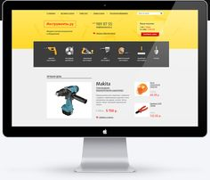 Construction tools - Biff Tenon | Web design and iOS interfaces