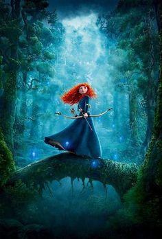 It's not the pixar film I expected but a great film nonetheless. Brave doesn… Es ist nicht der Pixar-Film, den Disney Pixar, Walt Disney, Disney Films, Disney E Dreamworks, Disney Love, Disney Magic, Disney Art, Disney Characters, Pixar Movies
