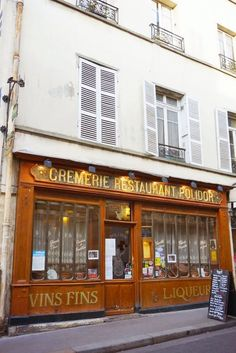 The Crémerie-Restaurant Polidor is a historic restaurant in the 6th Arrondissement of Paris. In addition to its decor and cuisine, the Polidor is best known for its illustrious clientele: James Joyce, Ernest Hemingway, Antonin Artaud, Jack Kerouac, and Henry Miller, among others.