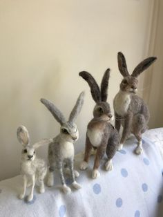 Your place to buy and sell all things handmade Needle Felted Animals, Felt Animals, Needle Felting, Wool Felting, Teen Relationships, Felt Bunny, Jack Rabbit, Penny Rugs, Light Covers