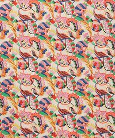 Liberty Art Fabrics Anise Tana Lawn Cotton   Fabric   Liberty.co.uk