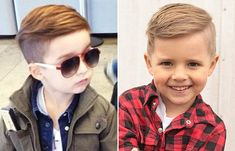 toddler boy undercut - Google Search