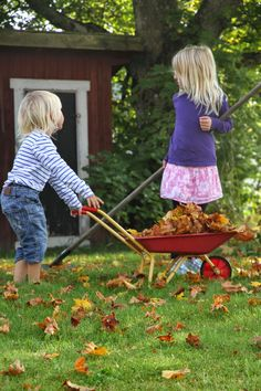 Children love to help! Getting them involved from a young age will foster their interest in and love of gardening and the outdoors. Kid-sized gardening tools make it even more fun.
