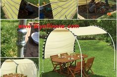 DIY-Adjustable-Sun-Tracking-Canopy-outdoor