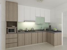 Room hdb renovation kitchen toilet by behome design kitchen cabinets