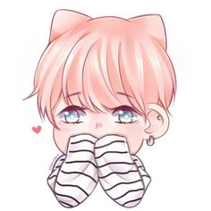 Read BTS -Jimin Fanart- from the story BTS Imagines & Reactions by (Stan_To_Many_Girl_Groups) with 356 reads. Jimin Fanart, Kpop Fanart, Bts Chibi, Anime Chibi, Bts Anime, Bts Kawaii, Bts Jungkook, Bts Cute, Kpop Drawings