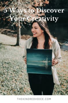5 Ways to Discover Your Creativity — The Kindred Voice Women Empowerment Quotes, Female Empowerment, Sport Quotes, Quotes Quotes, Life Quotes, Self Happiness Quotes, Motivational Stories, Inspirational Quotes, Team Building Quotes