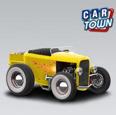 ¡Regresa el Ford Deuce Truck! ¡Agarra esta belleza antigua y robusta mientras puedes, el stock de este clásico americano es limitado!     17/03/2013