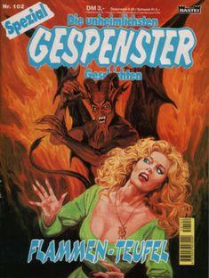 Gespenster Geschichten Spezial #102 - Flammen-Teufel