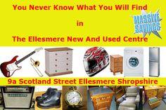 The Ellesmere New and Used Centre - Ellesmere Shropshire