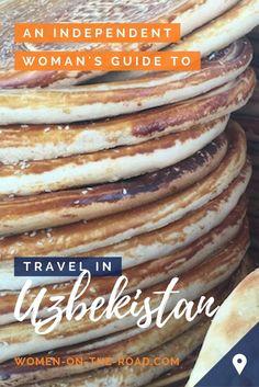 Uzbekistan Tourism: Solo Travel Secrets of the Silk Road - Visit Uzbekistan - Samarkand - Tashkent - Bukhara - Khiva - Nukus