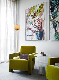 Cassina 'Utrecht' chairs from…