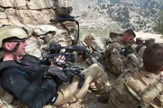 """""""The Hornet's Nest"""" follows Mike Boettcher, a broadcast journalist, embedded with American troops in Afghanistan during Operation Strong Eagle III."""