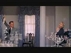 Frank Sinatra and Celeste Holm -  High Society <3