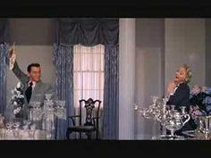 Frank Sinatra and Celeste Holm -  High Society <3