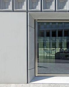 ArcDog Images: Bündner Kunstmuseum Chur   Estudio Barozzi Veiga. @albertofveiga. Image  ArcDog in 2016. #arcdog #image #arcdogimages #architecture #photography #architect #building #space #architecturephotography #bündner #museum #chur #switzerland #barozziveiga Chur Switzerland, Windows, Space, Architecture, Instagram, Building, Photography, Studio, Museum Of Art