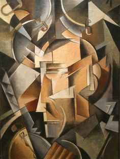 Ivan Klyun, Russian artist and art theorist who was noted for his association with Russian Suprematist Kazimir Malevich and for his formulation of a theory of colour. In 1913 he turned to Cubism, and some of his best Cubist work dates from Cubist Paintings, Cubist Art, Abstract Art, Italian Futurism, Modern Art, Contemporary Art, Futurism Art, Art Visage, Mc Escher