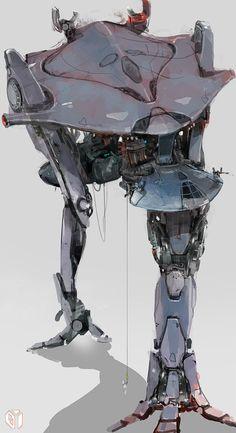 Robots: Sean Yoo