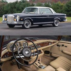 Mercedes-Benz 280 Coupe of 1970 Mercedes-Benz 280 Coupe of 1970 – En Güncel Araba Resimleri Mercedes Classic Cars, Custom Mercedes, Old Mercedes, Mercedes Benz Maybach, Merc Benz, Benz Amg, Lux Cars, Retro Cars, Vintage Cars