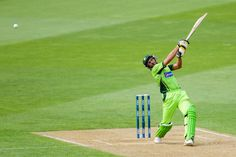 Afridi in action