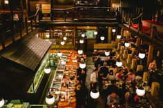 """Walking into Gonpachi aka the Kill Bill Restaurant in Tokyo, the first thing that came into my head, as a big grin enveloped my face was Da Da Da! from Tomoyasu Hotei's song, """"Battle Without Honor or Humanity"""". Kill Bill Vol.1 is one of my favourite movies and I wasn't"""