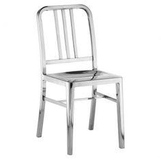 Cadeira Hard Inox