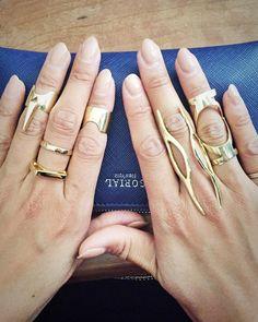 ALIBI BY JO.LIU Rings!  WWW.ALIBINYC.COM