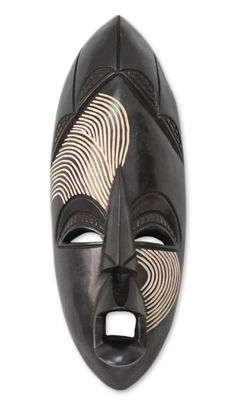 African Drawings, African Artwork, African Art Projects, Arte Tribal, African Sculptures, Africa Art, Masks Art, African Masks, African American Art