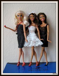 Blog o Barbie Fashionistas firmy Mattel, próbach tworzenia dla nich ubrań oraz o sztuce fotografii: Barbie na portretach