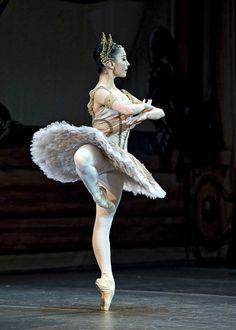 Tamara Rojo (Royal Ballet)