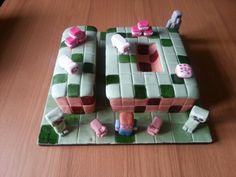 Minecraft Number 10 Mary Kay Colliton Birthday Cake Ideas