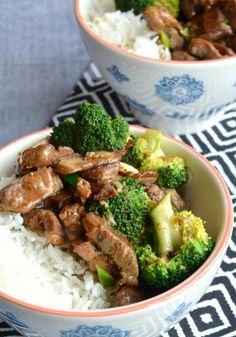 The Crazy Kitchen: Crispy Pork & Broccoli Stir Fry Pork Broccoli, Broccoli Stir Fry, Crazy Kitchen, Crispy Pork, Everyday Food, A Food, Fries, Health Fitness, Beef