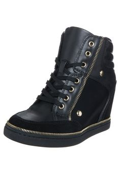 40e356ecdb2 ALDO CIAMBAVE Wedge boots black