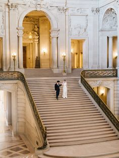Nadya Vysotskaya Photography is a San Francisco Bay Area photographer specializing in wedding, engagement, family, maternity, and lifestyle photography. City Hall Wedding, Bay Area, Lifestyle Photography, San Francisco, Stairs, Ladders, Stairway, Staircases, Stairways