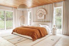 Sarah Sherman Samuel: Woodland Post Modern Wabi Sabi, Sarah Sherman Samuel, Empty Room, Postmodernism, Modern Interior Design, Sweet Home, New Homes, House, Living Room