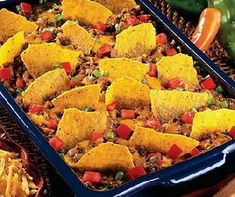 taco casserole   # Pin++ for Pinterest #
