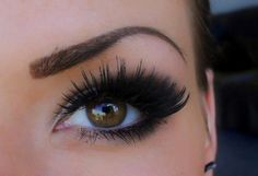 """how to get that """"kardashian"""" eye. Pin now read later @ Hair Color and Makeover Inspiration"""