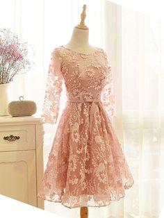 2017 Homecoming Dress Sexy A-line Short Prom Dress Party Dress JK014