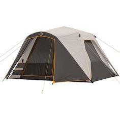 Bushnell Shield Series 11' x 9' Instant Cabin Tent, Sleeps 6 - Walmart.com