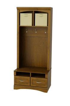 Ameriwood Resort Cherry Entry Hall Unit from HauteLook on shop.CatalogSpree.com, your personal digital mall.