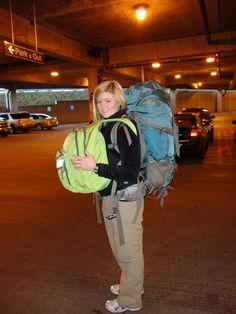 97f4264f60b1 Laura Walker uses a Gregory Deva 60L backpack -- click the photo to read her