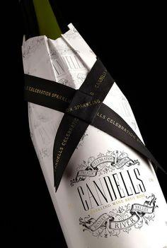 """Embalagens """"luvas"""" criativas para vinhos   Criatives   Blog Design, Inspirações, Tutoriais, Web Design"""