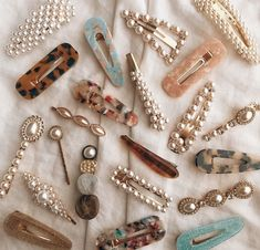 Barrettes and Hair Accessories