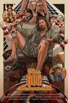 The Big Lebowski by Ruiz Burgos - bigtoe142@hotmail.com