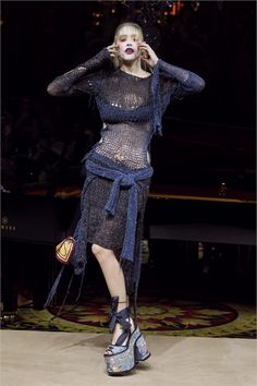 Designer Crochet: Vivienne Westwood