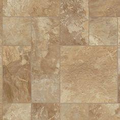 Multicolor Slate - Desert Tan | X3521 | Vinyl Sheet