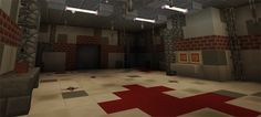 Saw: The Game (Horror) [Adventure] Map gets the great inspiration from a horror movie, the Saw. The map tells you a thrilling adventure within 1 or 2 hours. Try to overcome many traps, tests, and puzzles. There are two options of ending for you to choose from, including a real and an alternate... https://mcpebox.com/saw-game-horror-adventure-map-minecraft-pe/