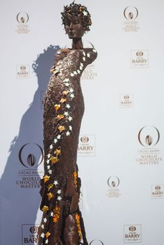 Cacao Barry® World Chocolate Masters Divine Chocolate, I Love Chocolate, Chocolate Heaven, Chocolate Art, How To Make Chocolate, Chocolate Lovers, Chocolate Flowers Bouquet, Chocolate Showpiece, Amazing Food Art